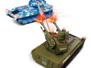 Обзор радиоуправляемых моделей танков для Танкового боя.