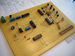 Светофоры на макете железной дороги. Часть II