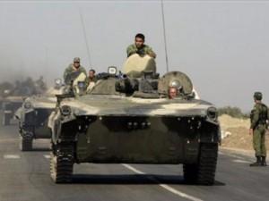 БМП-1 в современных войнах.