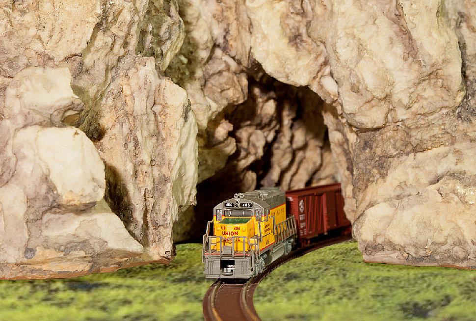 пример моделирования туннеля