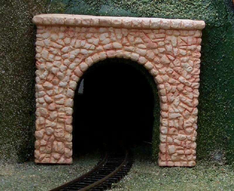 портал из туннеля