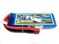 Аккумулятор Giant Power Li-Po 7.4V, 2200mAh, 35C