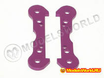LOWER ARM BRACE 4x54x3 mm (Purple/2pcs)