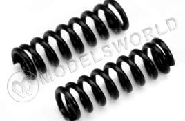 BRAKE SPRING 2x9.5x0.5mm, 9 coils (2pcs)