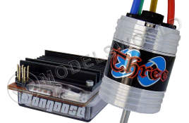 Mongoose Micro Brushless System