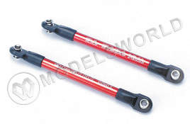 Aluminum Push Rod (2pcs), Assembly with Rod Ends: Slayer