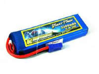 Аккумулятор Giant Power Li-Po 11.1V, 3700mAh, 65C