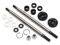 REAR SHOCK REBUILD KIT LIGHTNING PRO