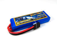 Аккумулятор Giant Power Li-Po 11.1V, 6000mAh, 65C