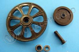 Main Gear (Main Belt Pulley) Include One Way Bearing