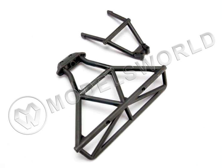 BUMPER, REAR/ BUMPER MOUNT, RE