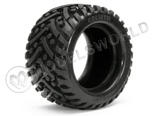 GOLIATH TYRE (178x97mm/2pcs)