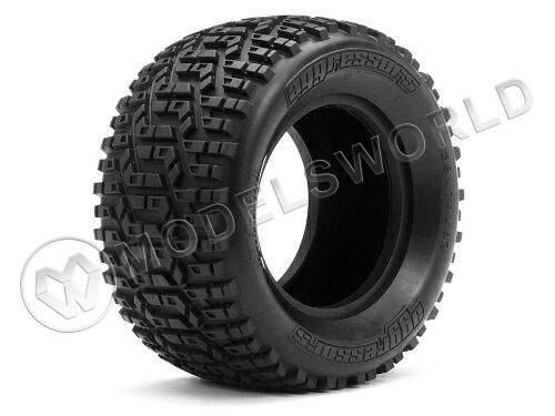 AGGRESSORS TYRE S COMPOUND (139x74mm/2pcs)