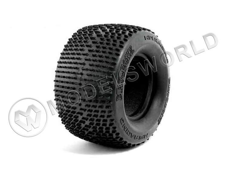 Шины трак 1/8 - DIRT BONZ (XS COMPOUND/ 150x83мм) 2шт